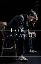Lord Lazarus (puf) by zarechnaya91