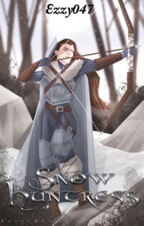 Snow Huntress by Ezzy047