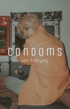condoms ➳ taehyung by yugyeomk