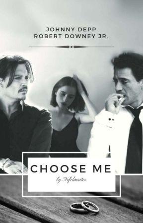 Choose me 》Robert // Johnny by NefeliWriter