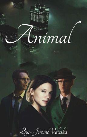 Animal || Edward Nygma || [3] by -JeromeValeska