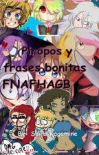 Piropos y Frases (Fnafhs GB) by siara_kagene