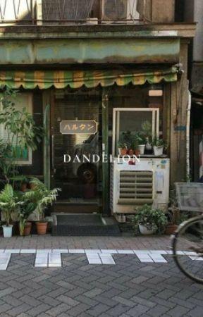 dandelions ( cadie. ) by -praiz