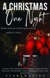 A Christmas Affair (Sample)(editing) cover