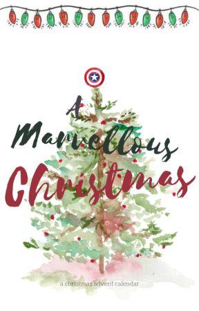 A Marvellous Christmas | mcu actors by SugarcoatedBrain
