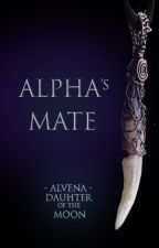 Alpha's Mate : Daughter of the Moon (Book 2 of The Outcaste Series) by c_kewpid