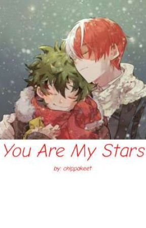 You Are My Stars - Tododeku by chippakeet