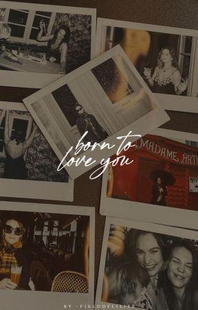 BORN TO LOVE YOU ━ Joe Mazzello by -fieldoflilies