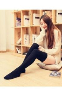 Knee High Stockings  cover