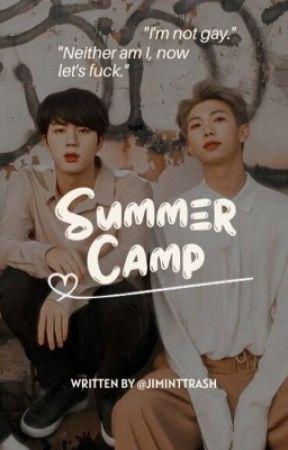 SUMMER CAMP    NAMJIN✔️  by Jiminttrash