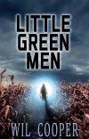 LITTLE GREEN MEN • Book 1 cover