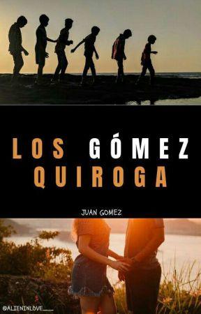 Los Gómez Quiroga by juangomex