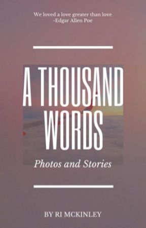 A thousand words  by 9eachmilk