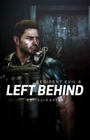 LEFT BEHIND ⋆ C.REDFIELD by -xxibgdrgn