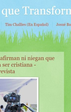 Evangelio que TRANSFORMA - Mi Blog by DanhielCurutchet