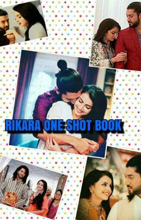 Rikara One Shot Book by the_beautiful_soul_