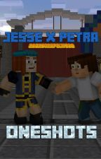 [MC:SM] Jetra Oneshots (Petra X M!Jesse) by RockStar_Foxy563