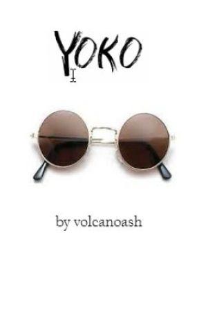 Yoko ☯ clifford by volcanoash