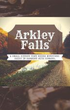 Arkley Falls by themintymonster