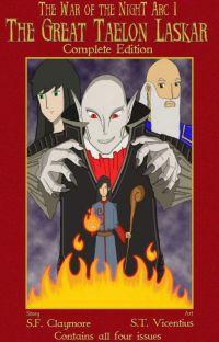 The Great Taelon Laskar cover