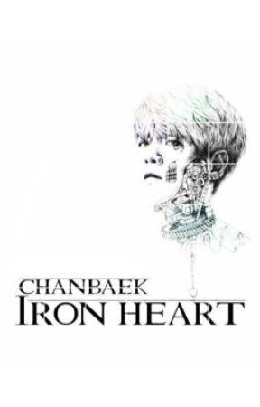 IRON HEART  by He__Ra