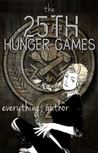 The 25th Hunger Games cover