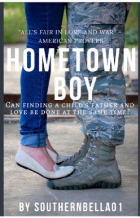 Hometown Boy by scarlettMcLeod