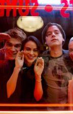 Riverdale cast social media  by camispeach