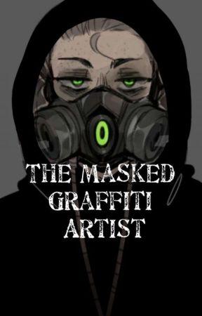 The Masked Graffiti Artist by reckless-idi0t