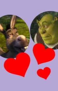 Shrek x Donkey- A layer away from my heart. cover