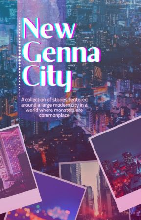 New Genna City by themintymonster