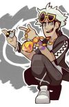 Guzma × reader {The Champion and the Thug}  cover