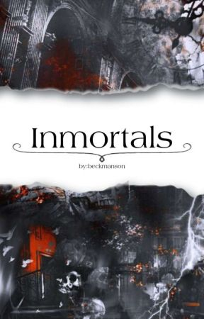 Immortals. [YoonMin] +18 by BeckManson