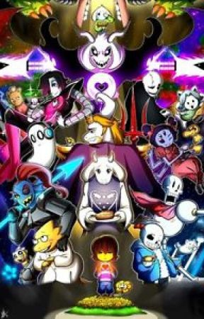 Undertale Au One shots [X Reader] by Galaxy99HUN