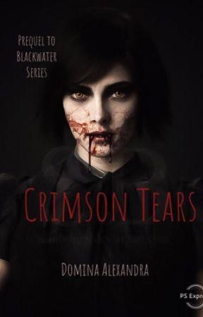 Crimson Tears by DominaAlexandra