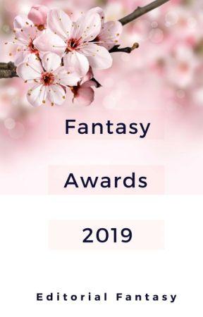 FANTASY AWARDS 2019 - TERMINADO by EditorialFantasy