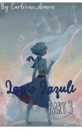 lapis lazuli III by Cartoons_demon
