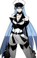 Esdeath x Young Male Reader by LittleAlexander_