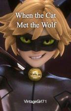 When the Cat Met the Wolf by Vintagegirl71