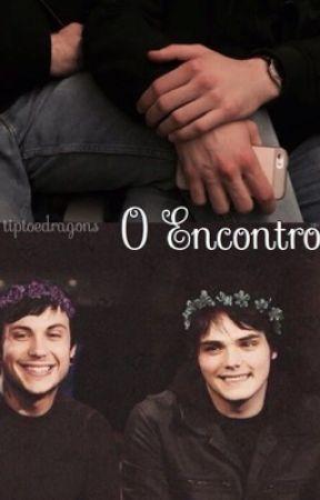 O Encontro • frerard - one shot by tiptoedragons