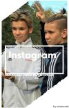 Instagram -|- M&M cover