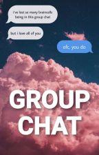 group chat ↞ blacktan by jenjentle