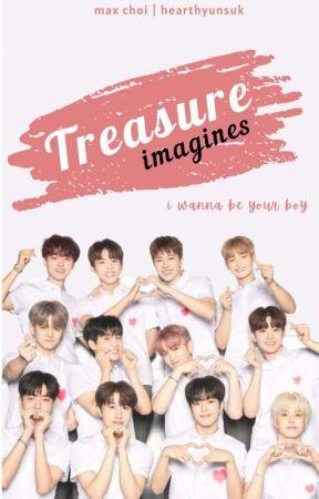 TREASURE IMAGINES by hearthyunsuk