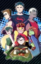 Young Justice One Shots by 13-juuzou-07