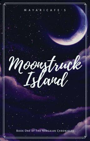 Moonstruck Island by mayaricafe