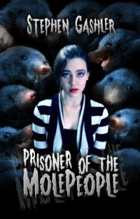 Prisoner of the Molepeople cover