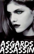 Asgards Assassin by lovelyvelvet1998