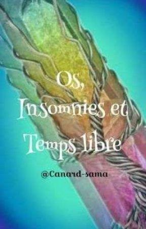 Os, insomnies et temps libre [Commandes Ouvertes] by Canard-sama