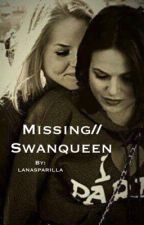 Missing//Swanqueen by lanasparilla