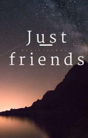 Just friends - larry  by deestielwho
